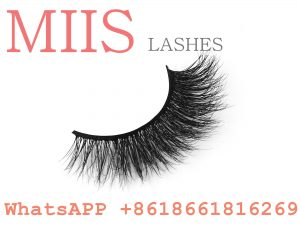 3D mink lashes custom