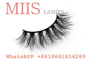 3D mink eyelashes with private