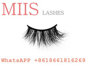 logo 3d mink lashes