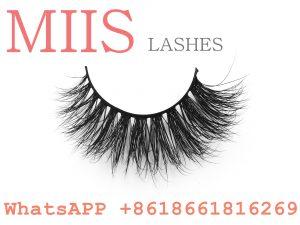 full 3d real mink false lashes