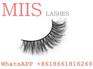 own brand eyelashes