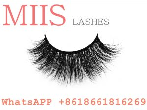 own brand custom eyelashes