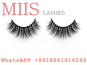 false eyelashes 3D mink lashes