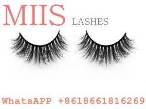 false eyelashes 3D mink lashes